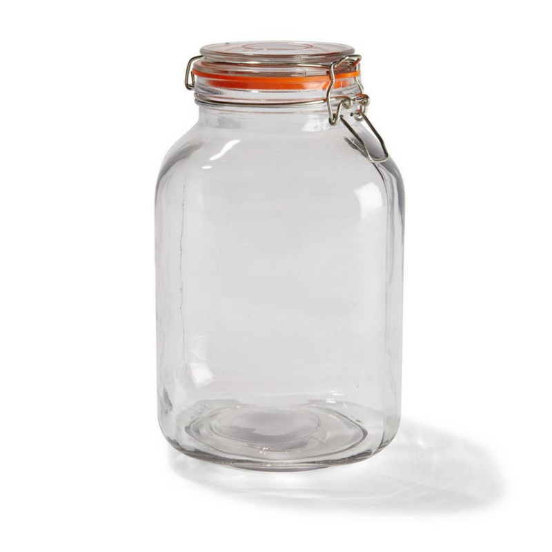 Obdam Glass Jar