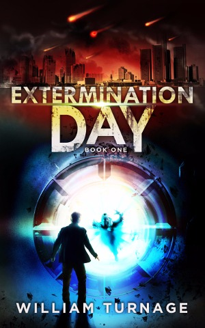 EXTERMINATION DAY - KINDLE VERSION