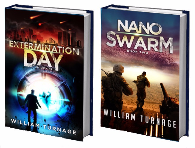 EXTERMINATION DAY BOXED SET - KINDLE VERSION