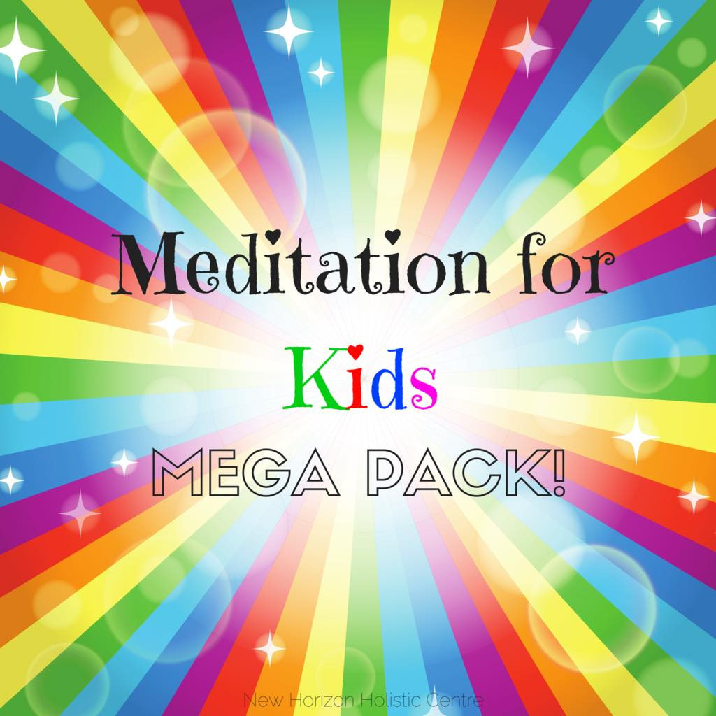 Meditation for Kids Mega Pack