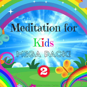 Meditation for Kids Mega Pack 2