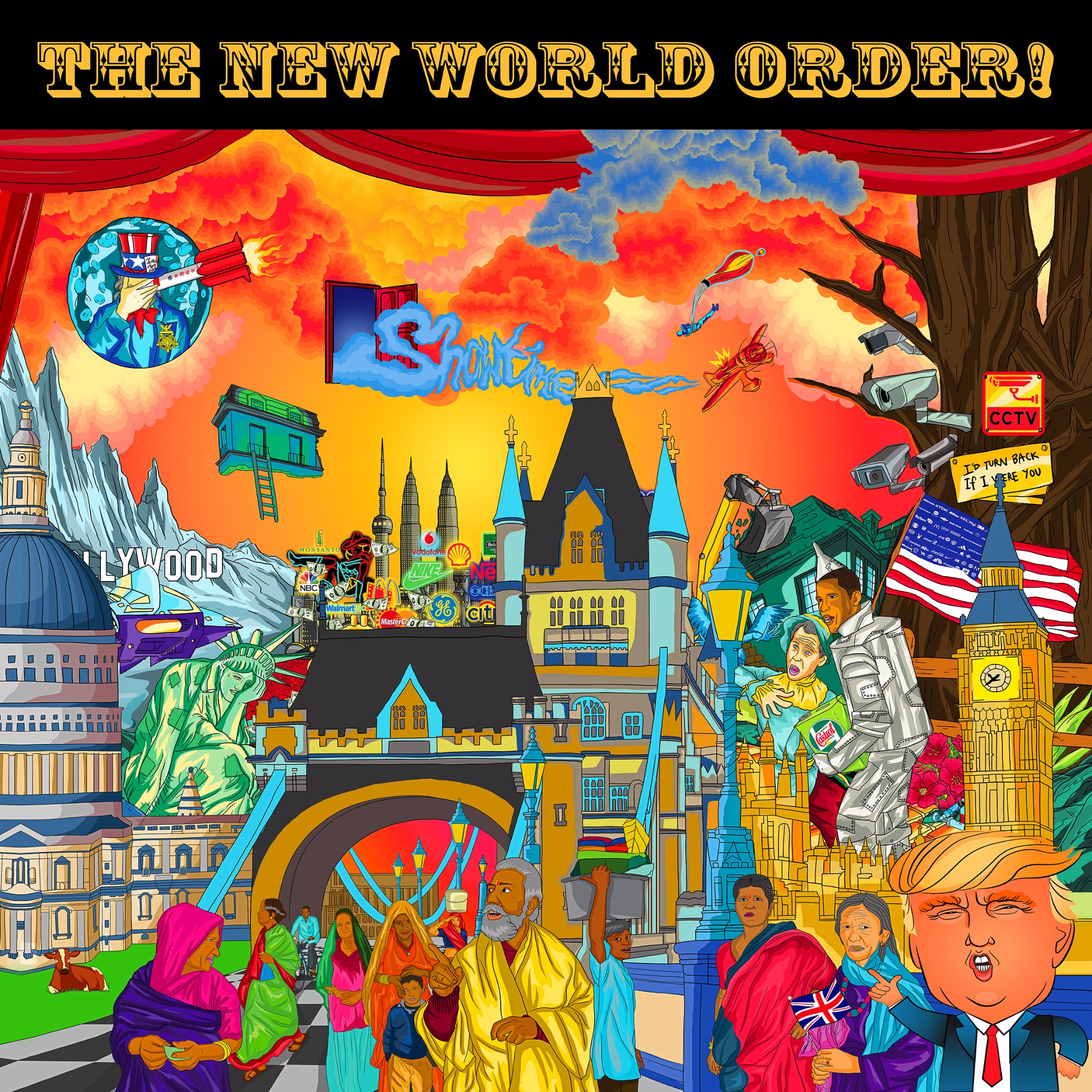 'NEW WORLD ORDER'