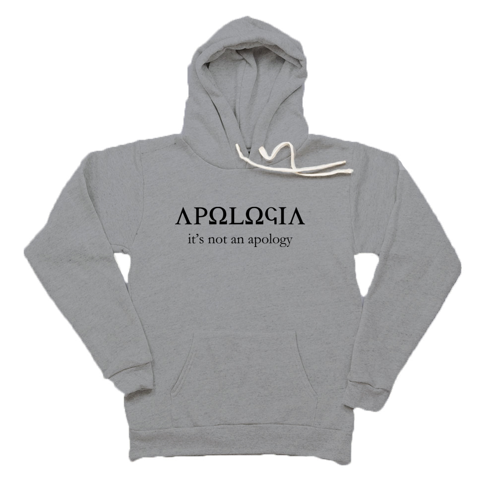 Apologia  - Unisex Fleece Hoody