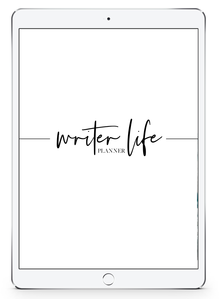 Ultimate Writer Life Binder, Writer Planner, Blog Planner, Writing Binder