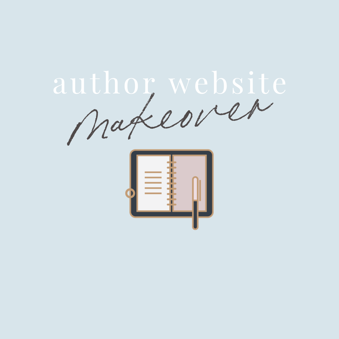Author Makeover - Branding, Sales Funnel, 3rd Party Email Integration