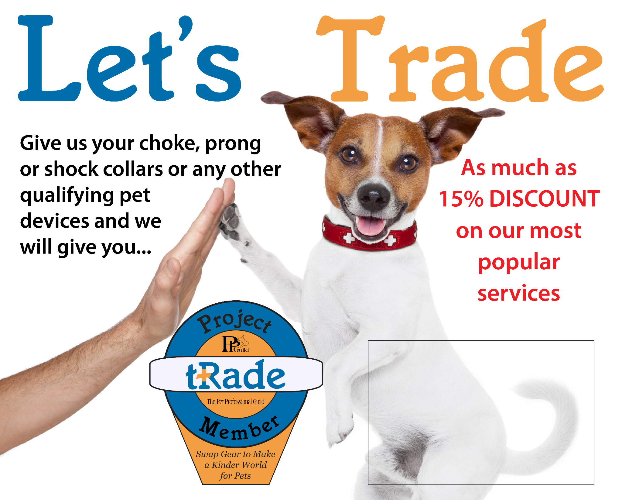 Project tRade Poster - Customizable