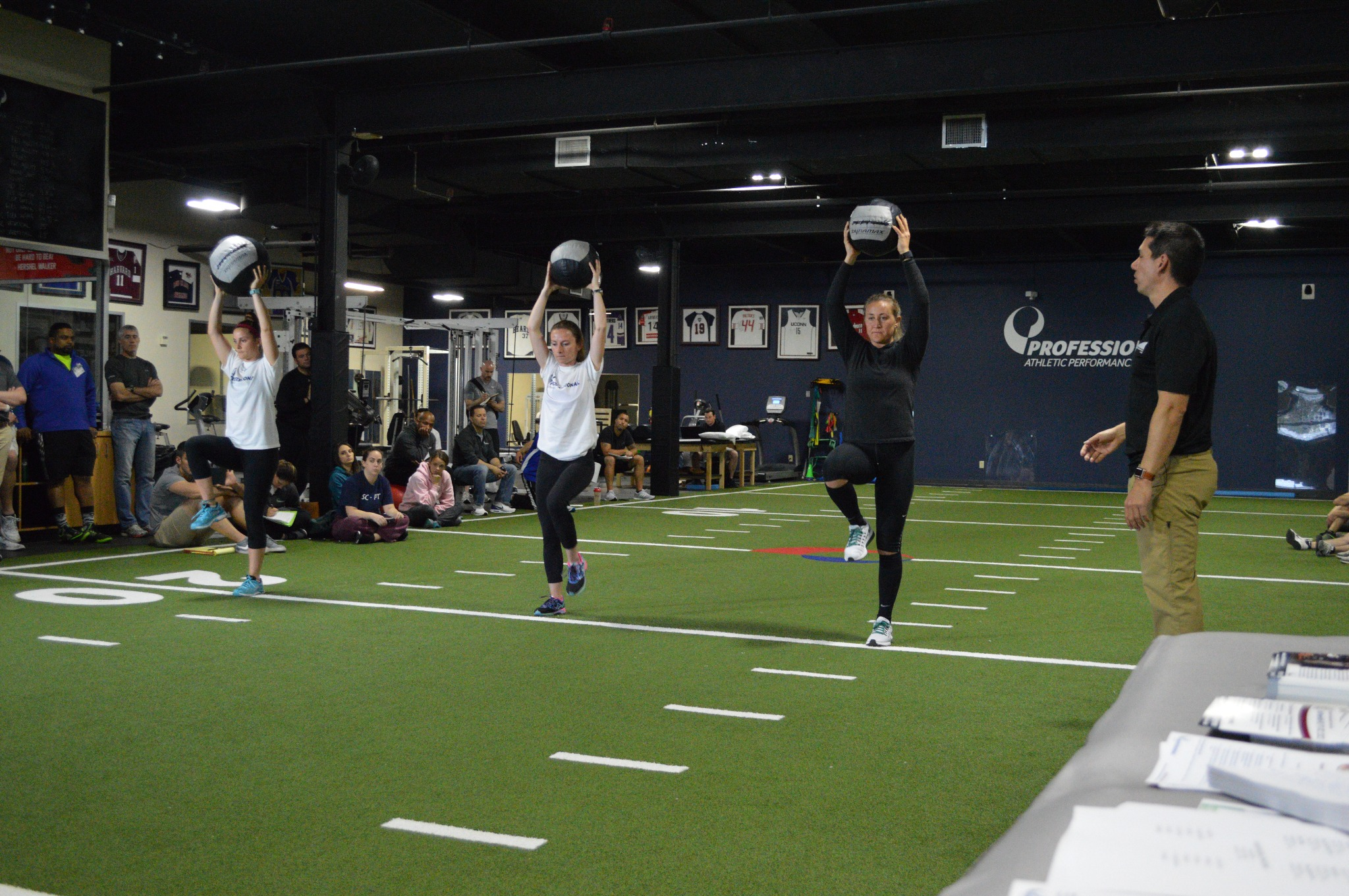 Athletic Performance Summit: The Legends Course - LAB 3 - Developing Speed Qualities