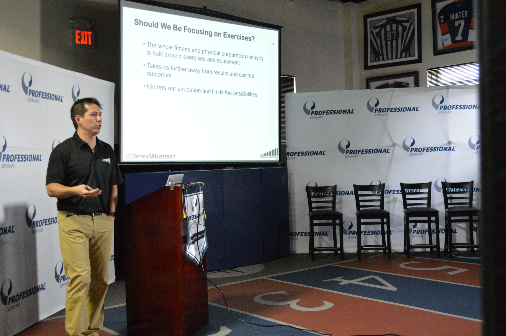 Athletic Performance Summit: The Legends Course - Principles of Speed Development