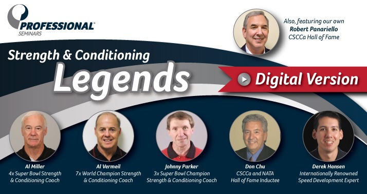 Athletic Performance Summit: The Legends Course - Full Course
