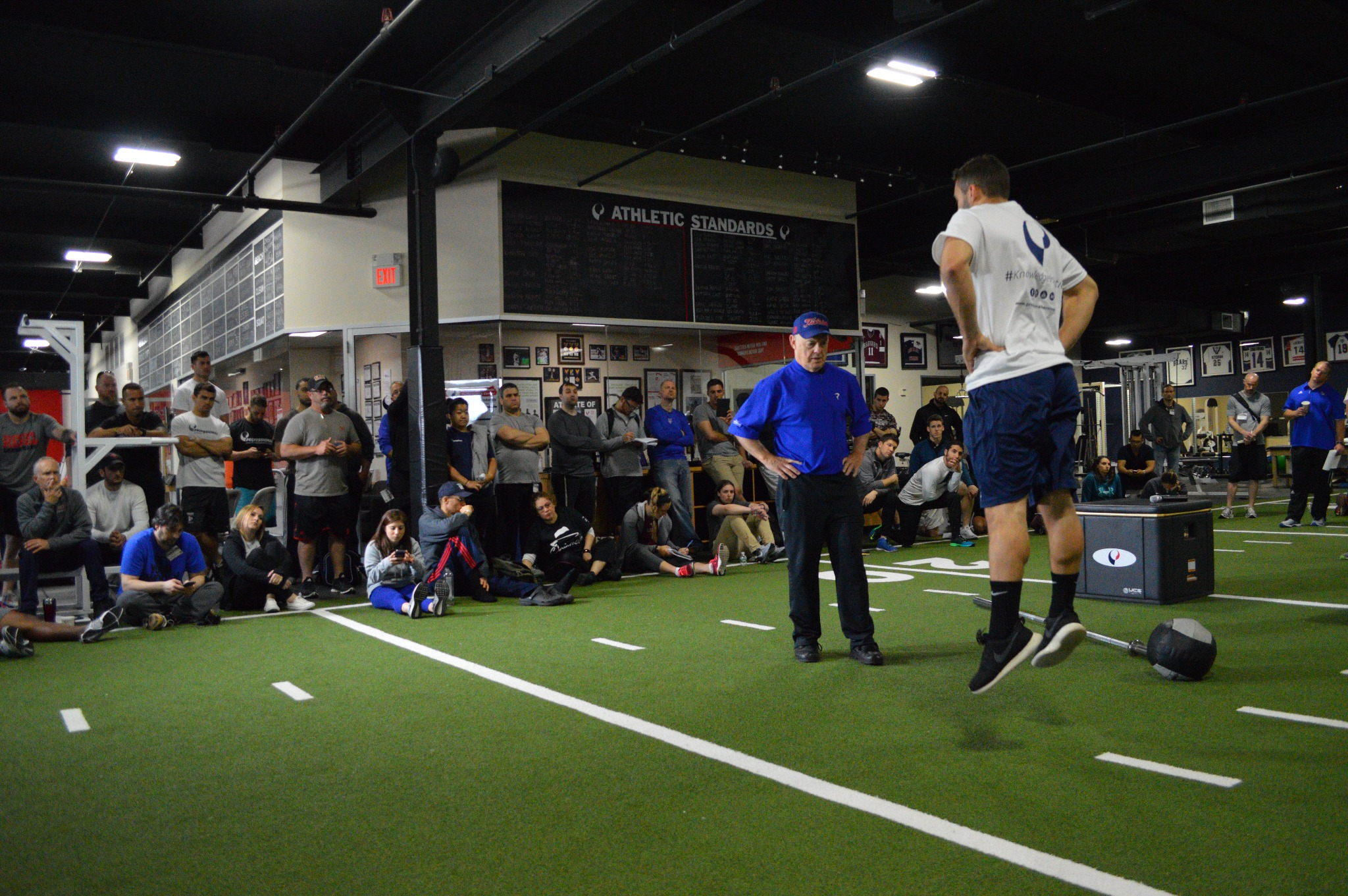 Athletic Performance Summit: The Legends Course - LAB 2 - Principles of Plyometrics