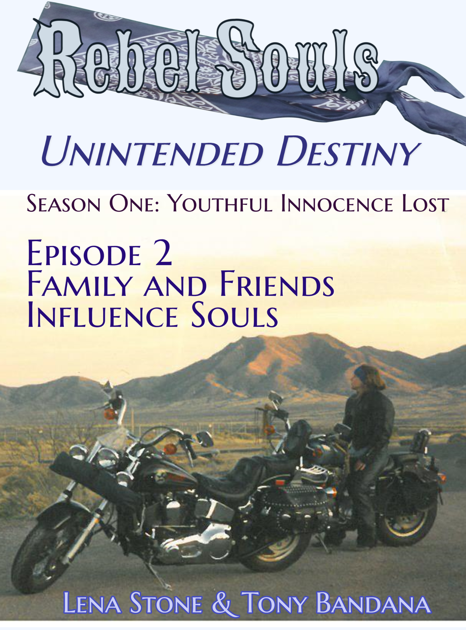 Family and Friends Influence Souls - PDF Print Version
