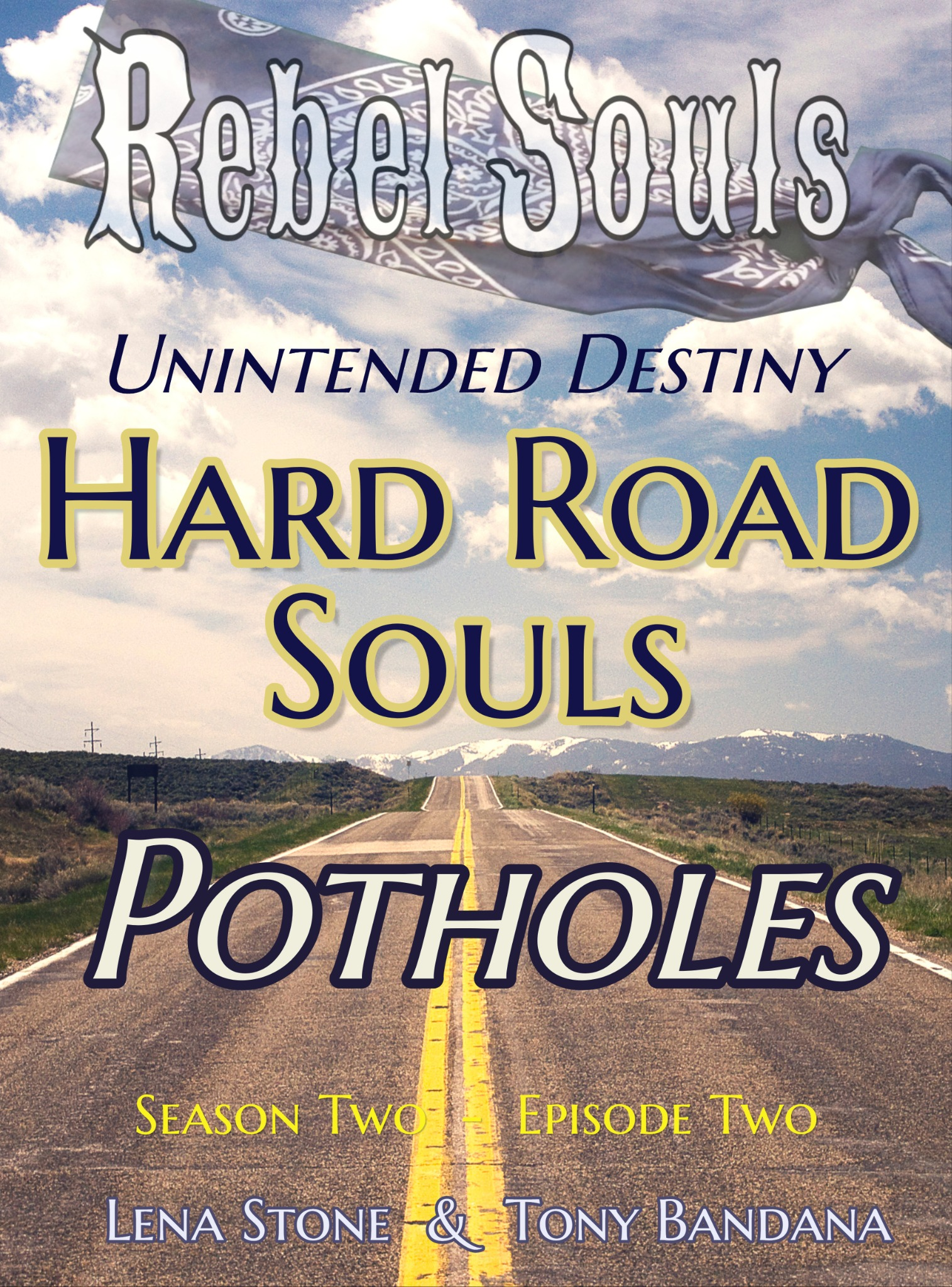 Potholes - Kindle version