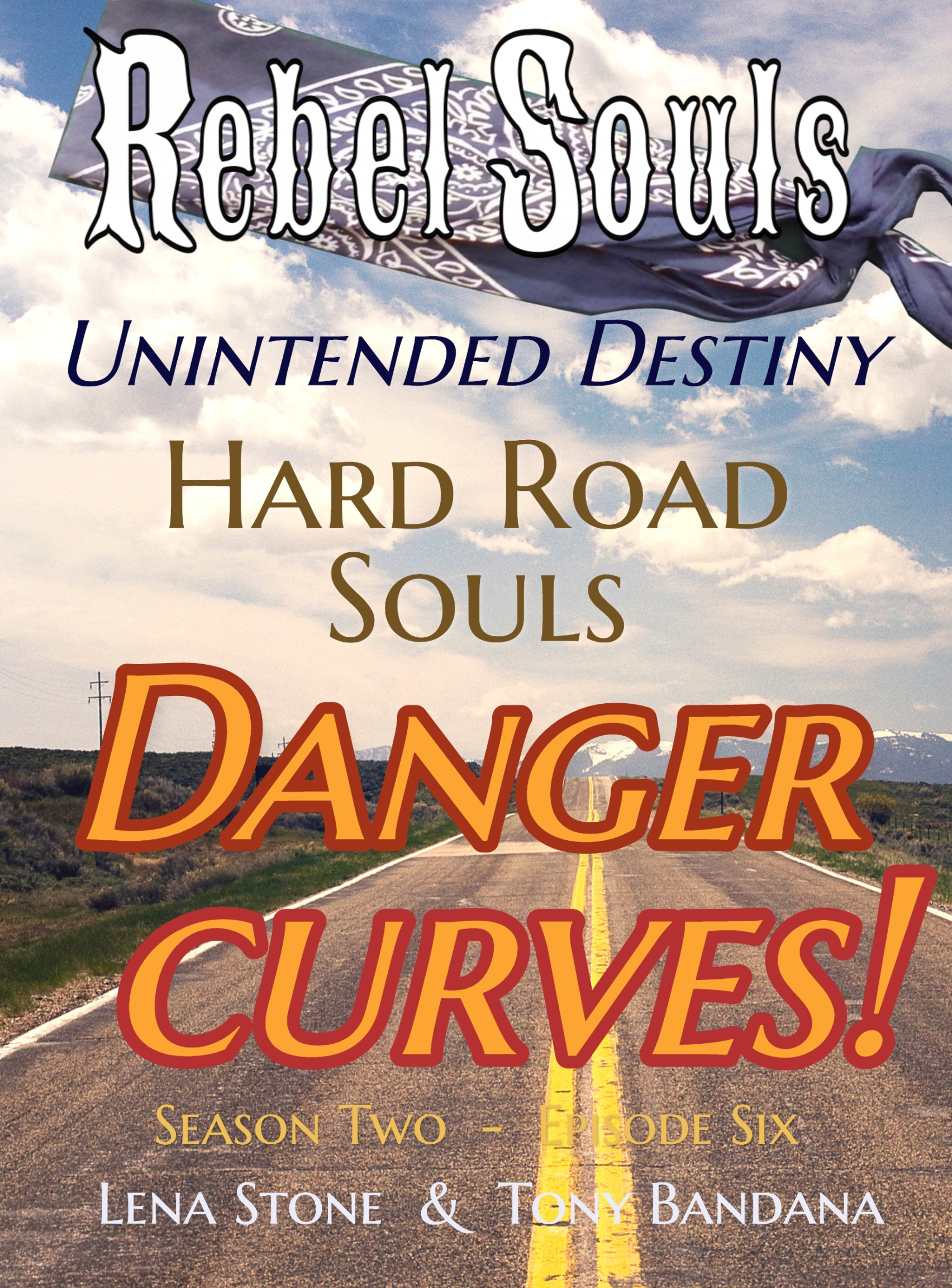 Danger Curves! - Kindle