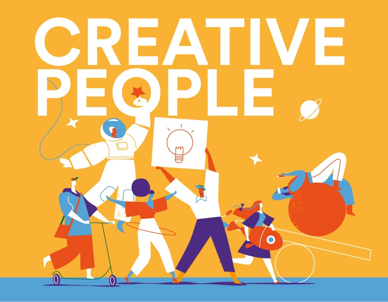 Creative People 2