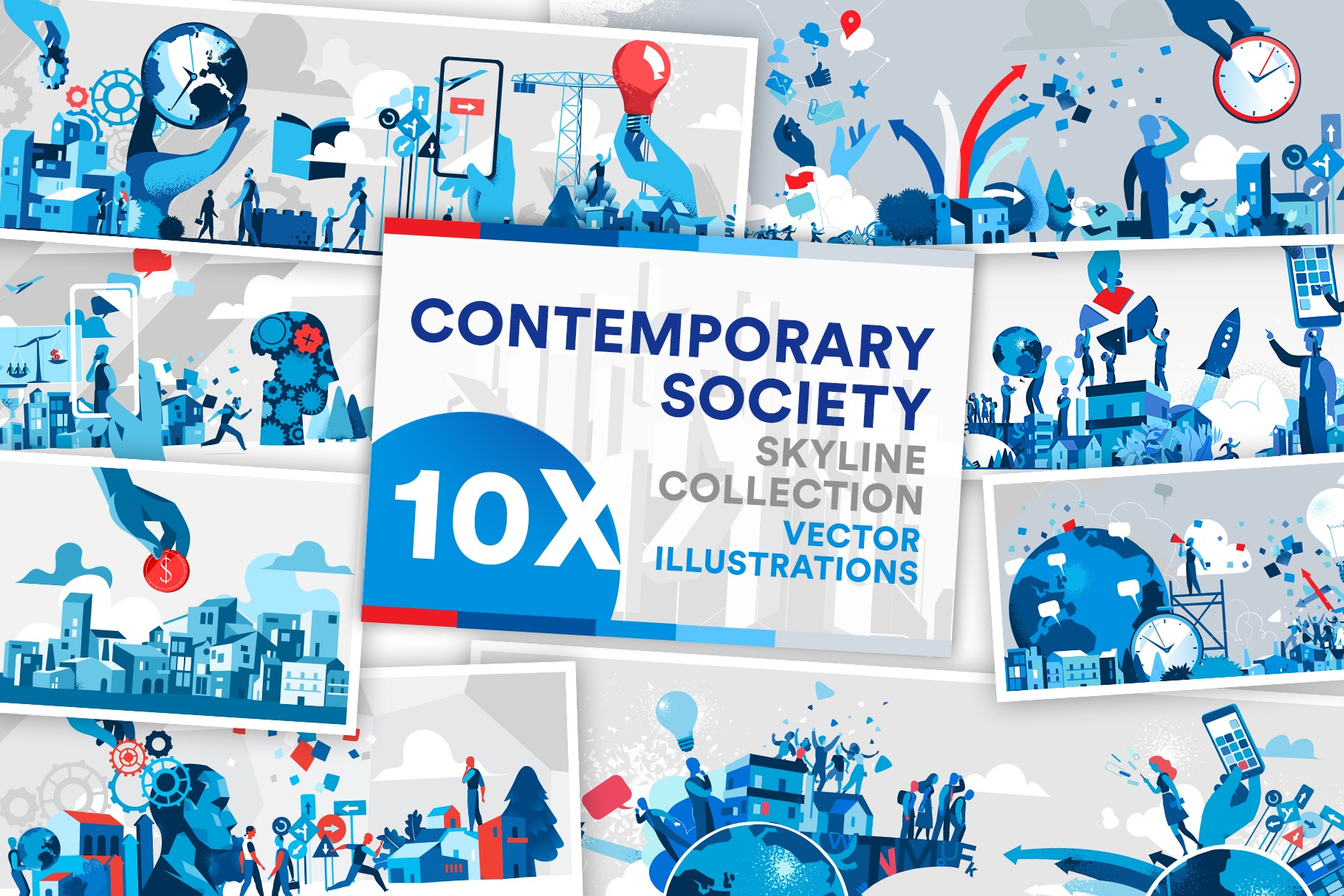 Contemporary Society Collection