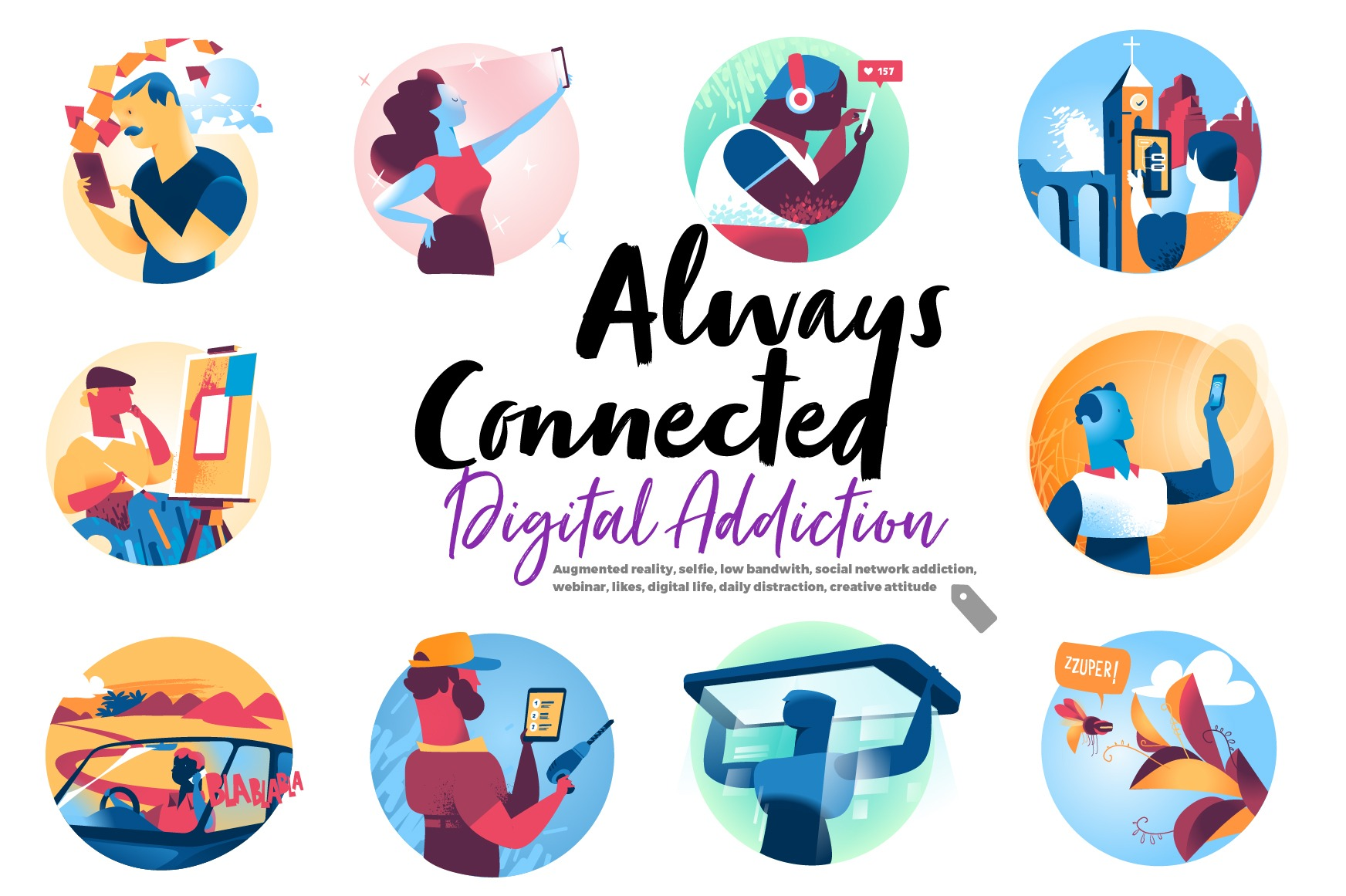 Always Digital Connected