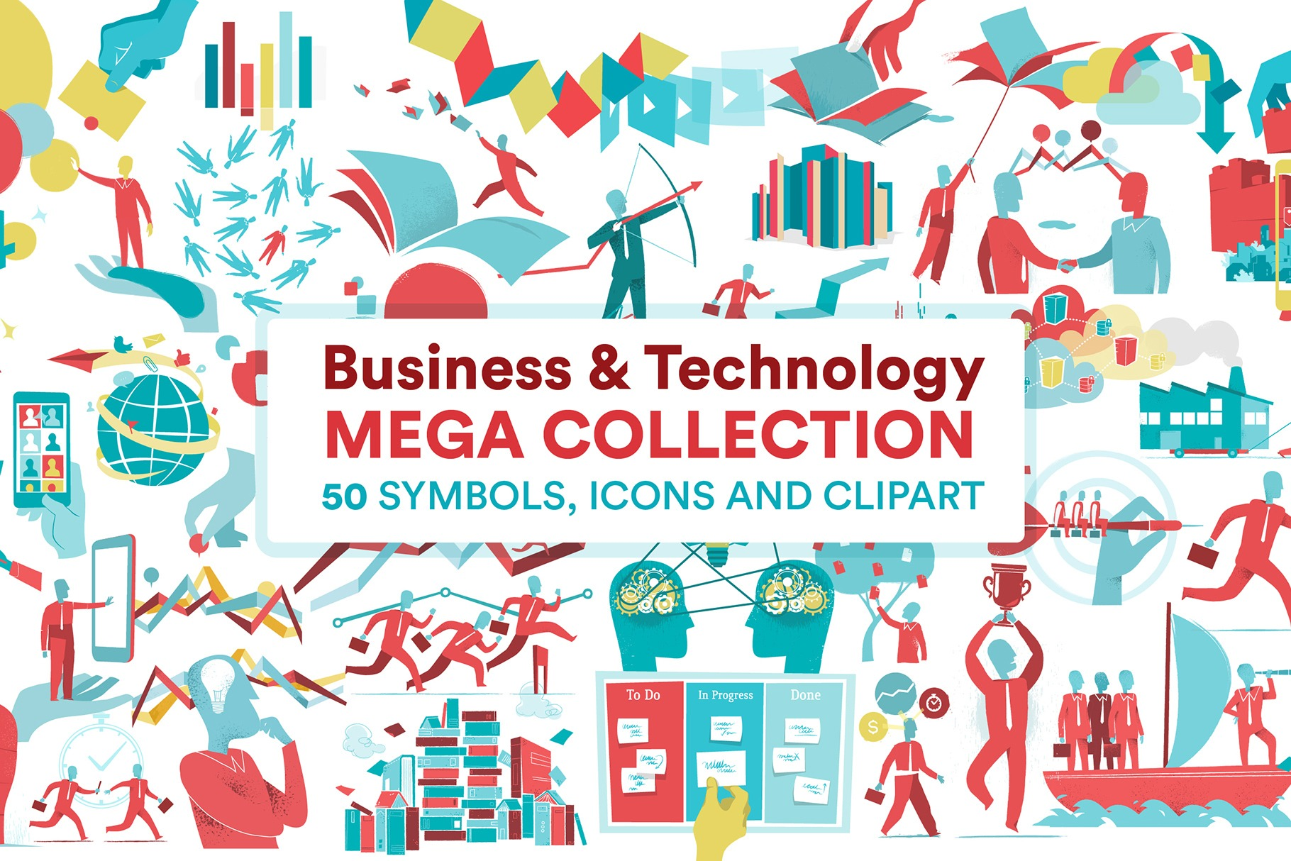 Business & Technology Mega Collection