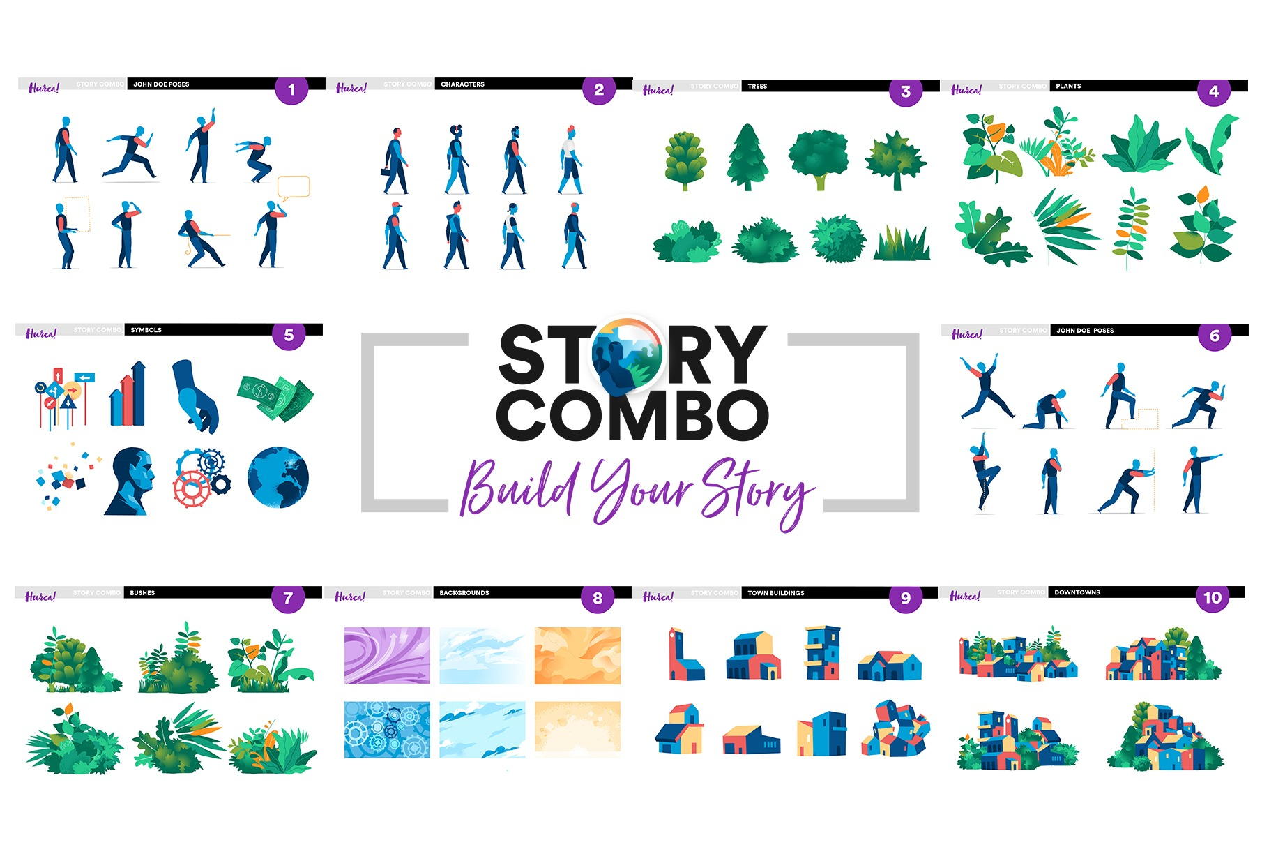 Story Combo Collection