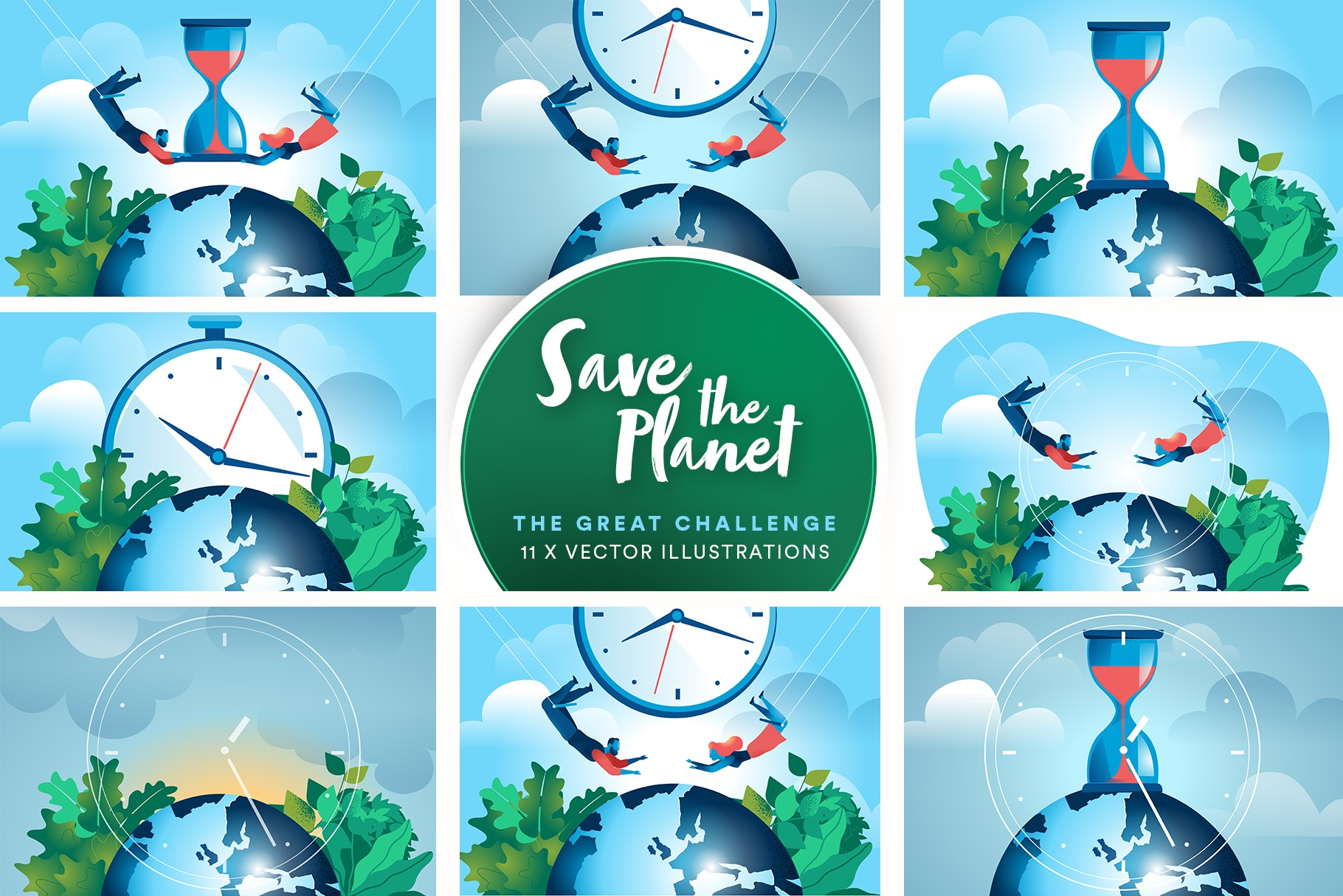 Save the Planet Challenge Bundle