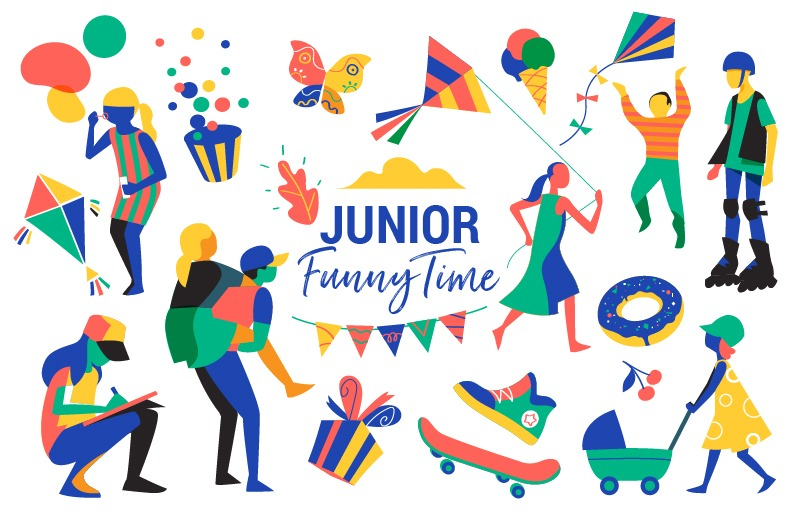 Junior Funny Time