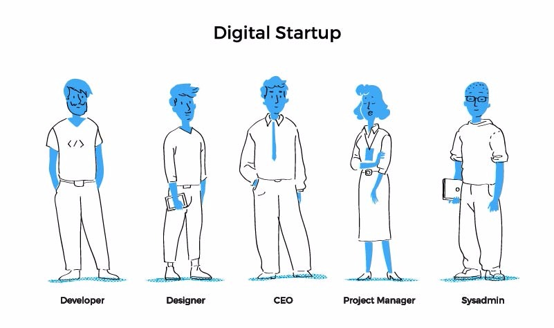 Digital Startup People