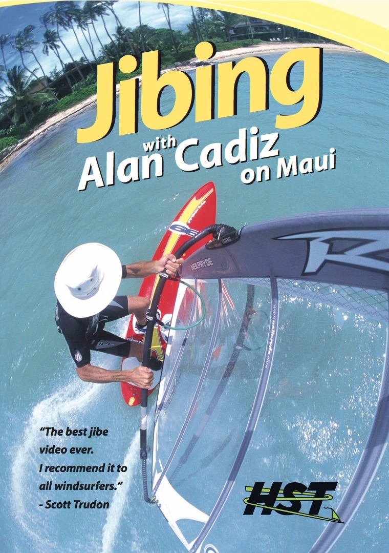 Windsurfing with Alan Cadiz - Level 5: Jibing