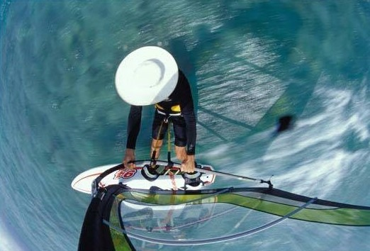 Windsurfing with Alan Cadiz - Level 4: Sailing, Harness, Footstraps & High Wind