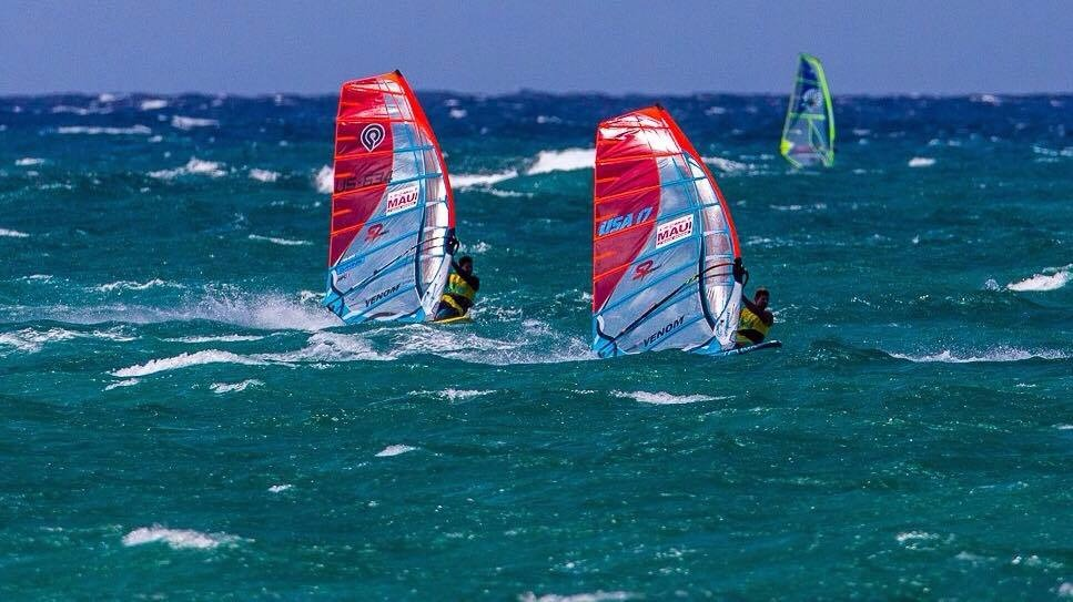 Alan Cadiz Windsurfing - Complete video