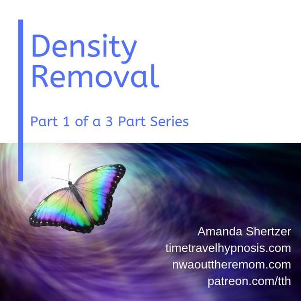 Density Removal Hypnosis Audio