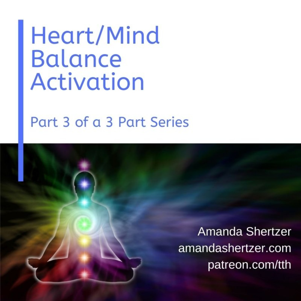 Heart/Mind Activation and Connecting to Higher Dimensional Beings