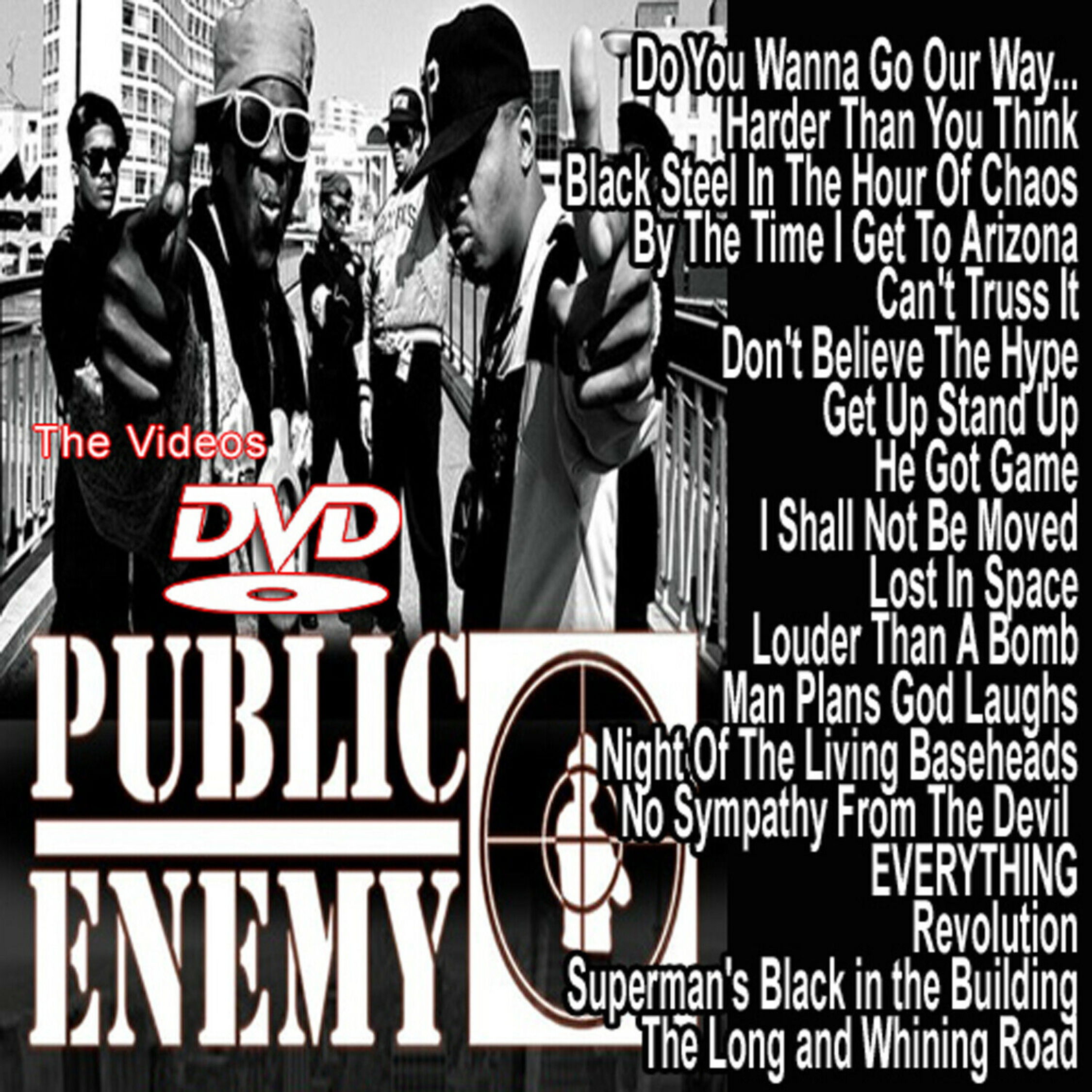 Best Of Public Enemy Collection MP4 Download