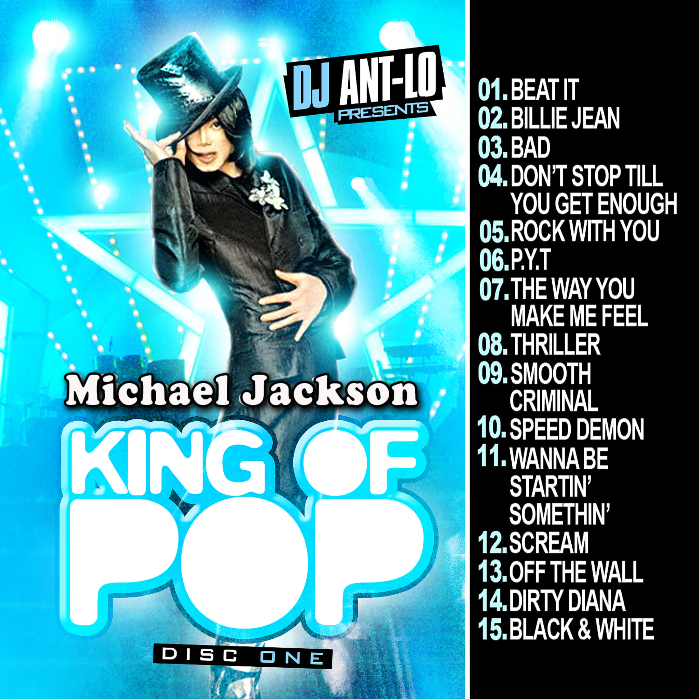 The Best Of Michael Jackson KING OF POP DJ ANT LO MP3