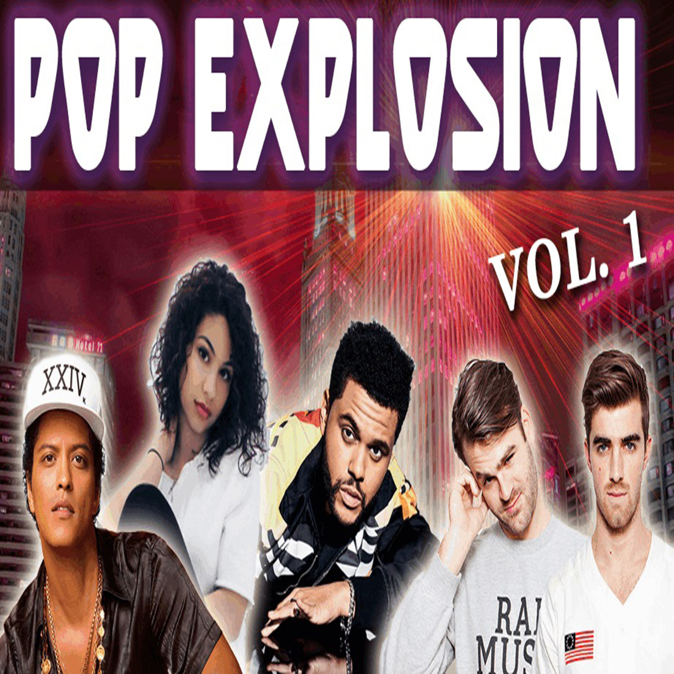 Pop Explosion Vol. 1 - Music Video Collection MP4 Videos