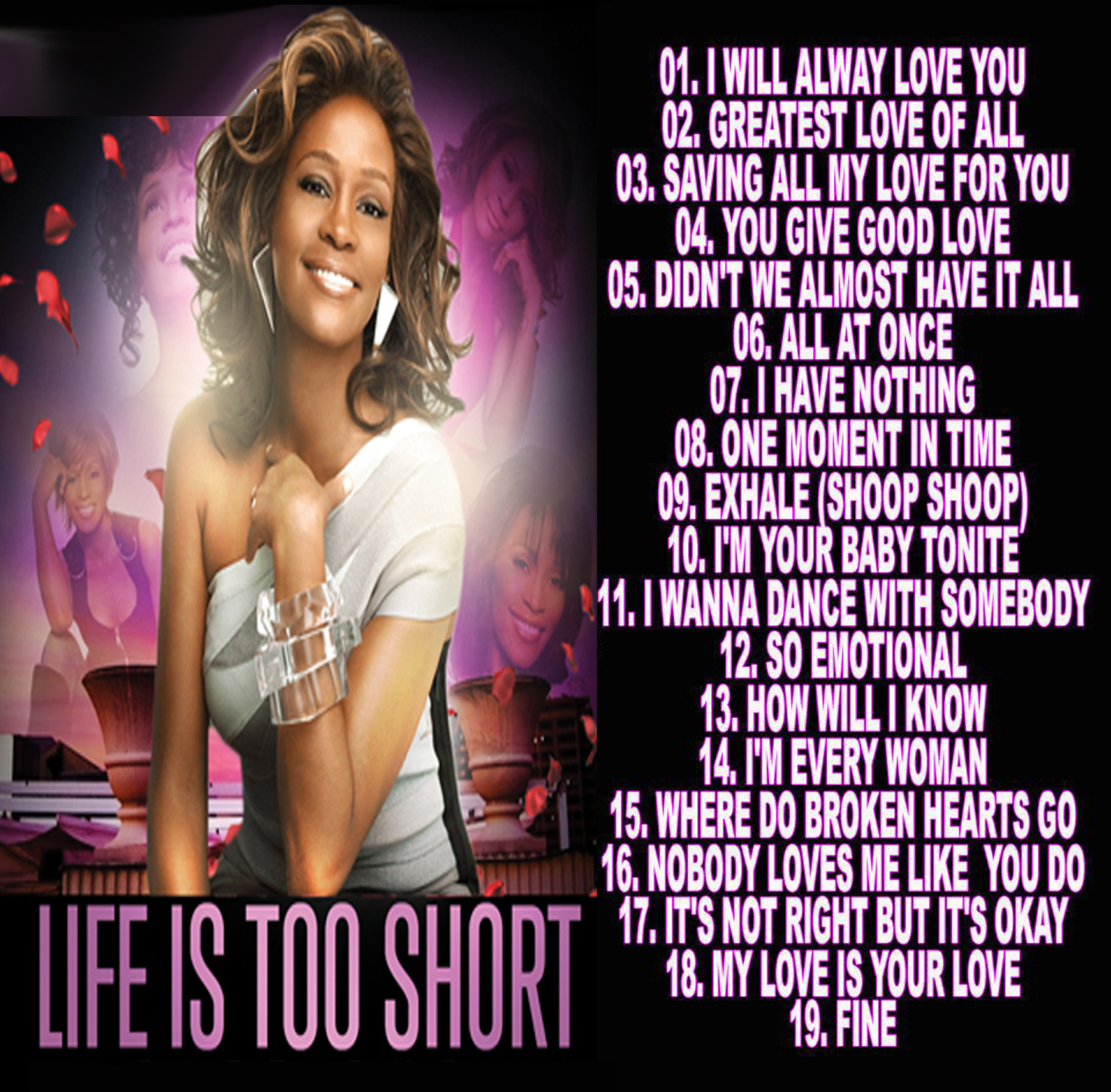 WHITNEY / Life Is Too Short Mix MP3