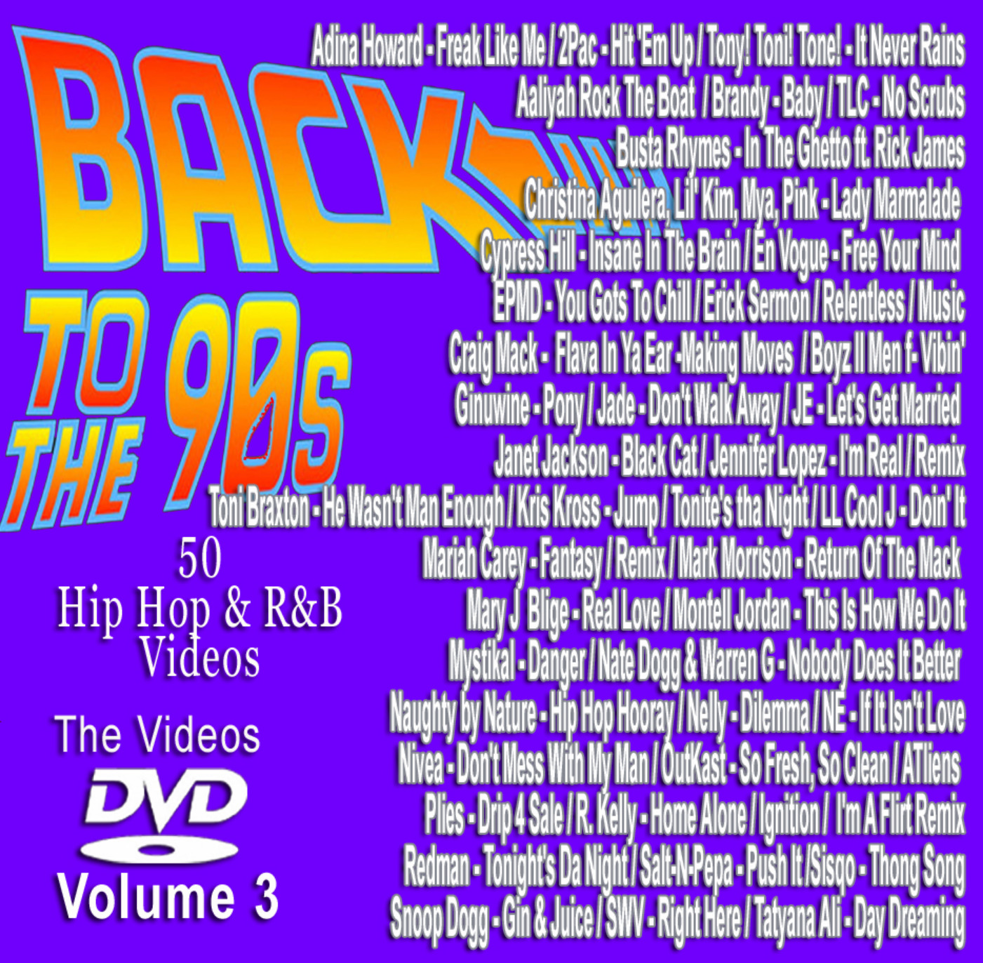 In The 90's Vol.3 MUSIC VIDEOS HIP HOP R&B Video Mix MP4