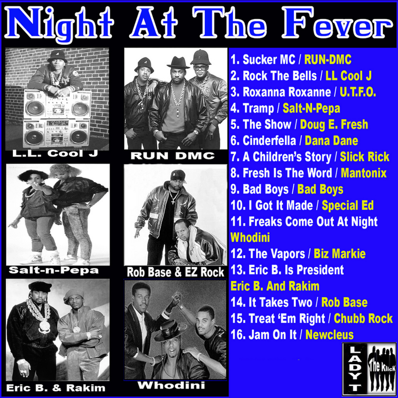 Best of Night At The Fever MP3 Download DJ HAKIM