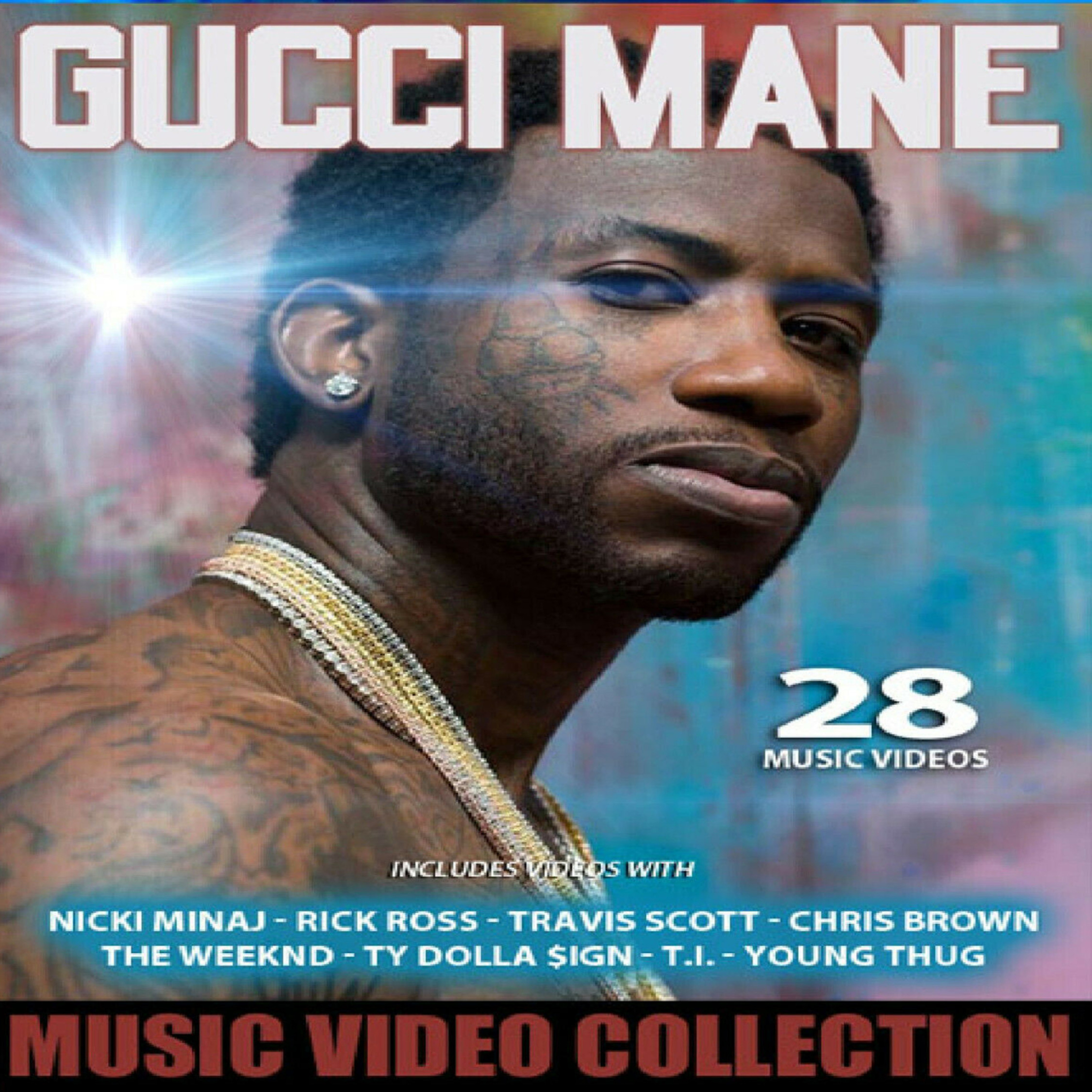 Gucci Mane - Music Video Collection