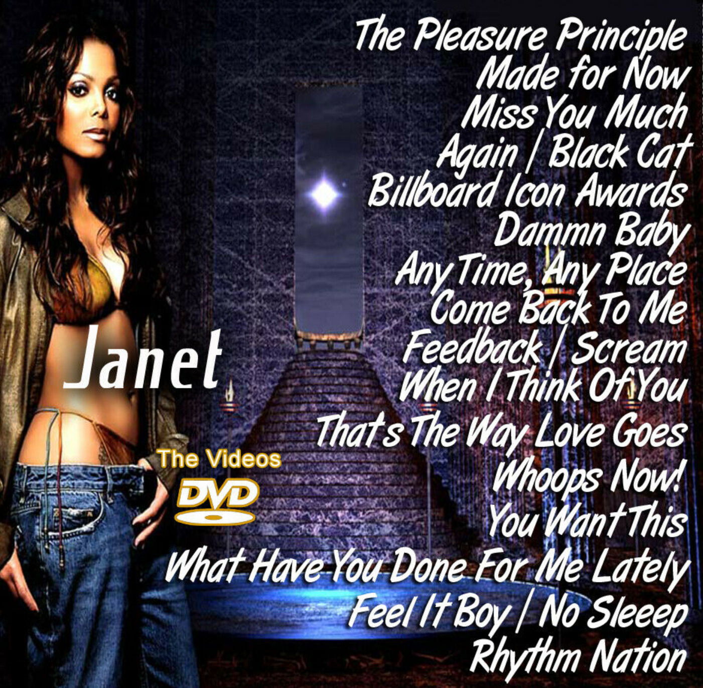 Janet Video Mix Videos MP4