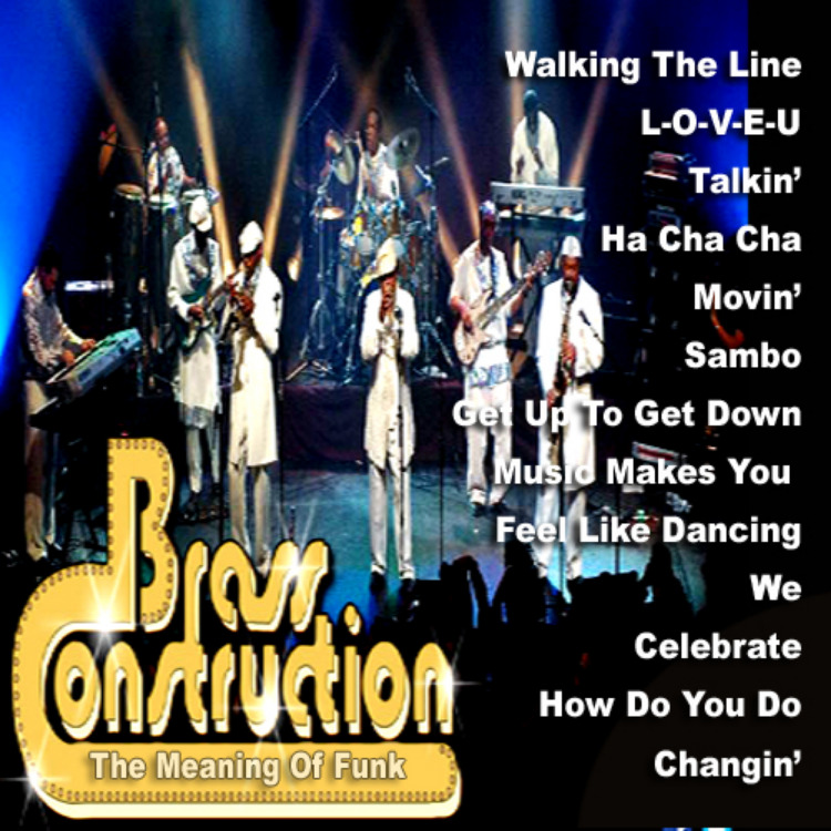 Best of Brass Construction Mix MP3 Download