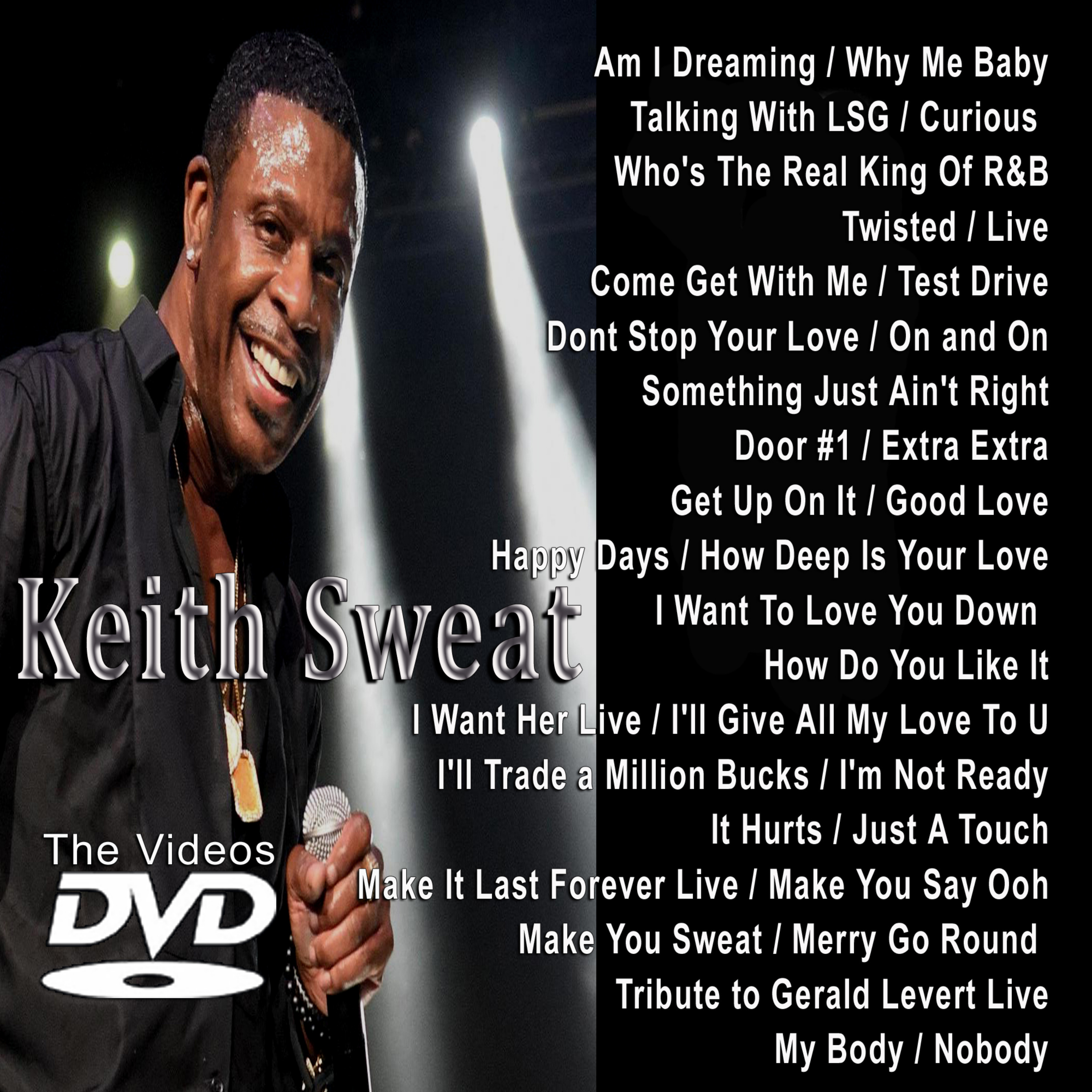 KEITH SWEAT Video Mix Videos MP4