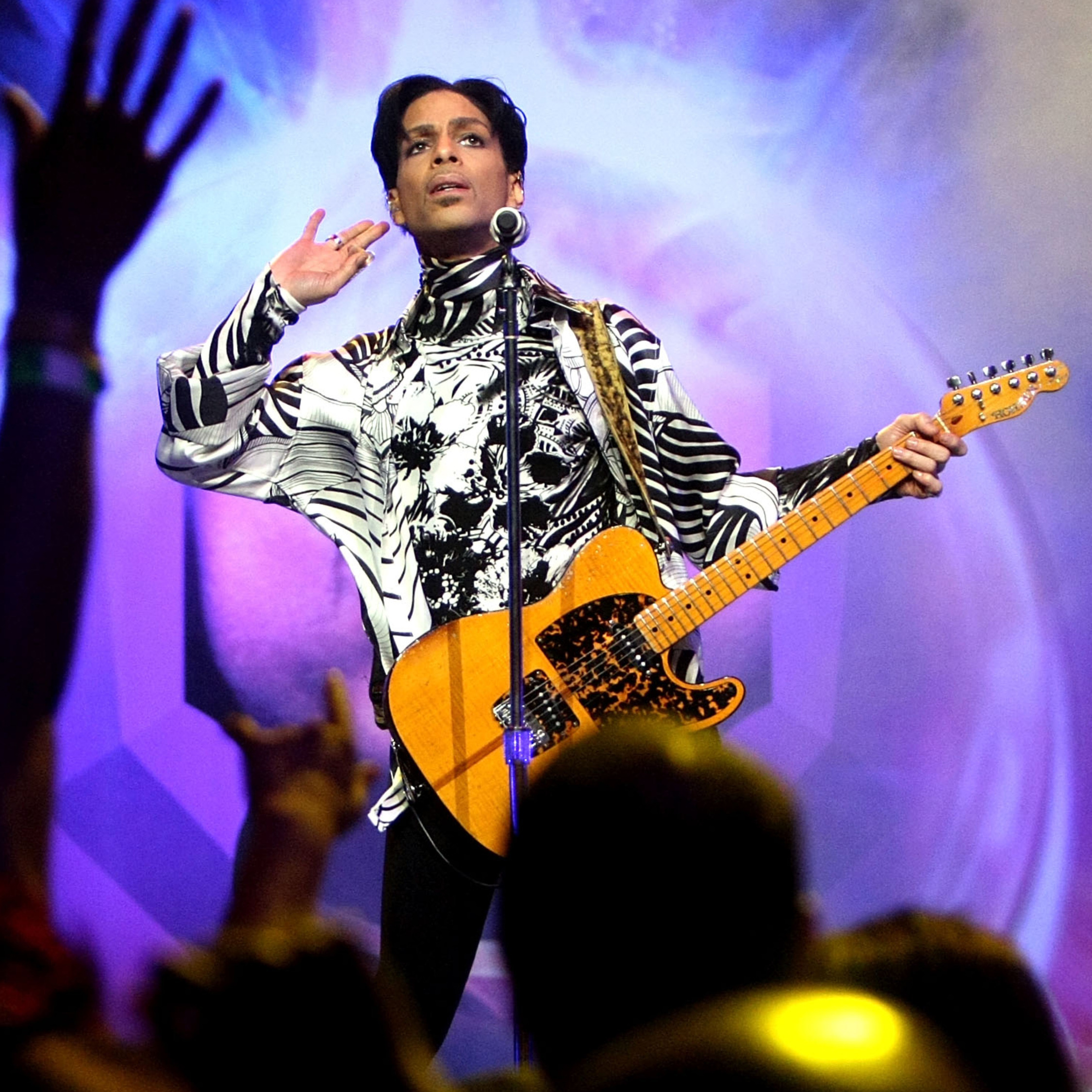 Prince & 3rd Eye Girl LIVE Free To Watch Video