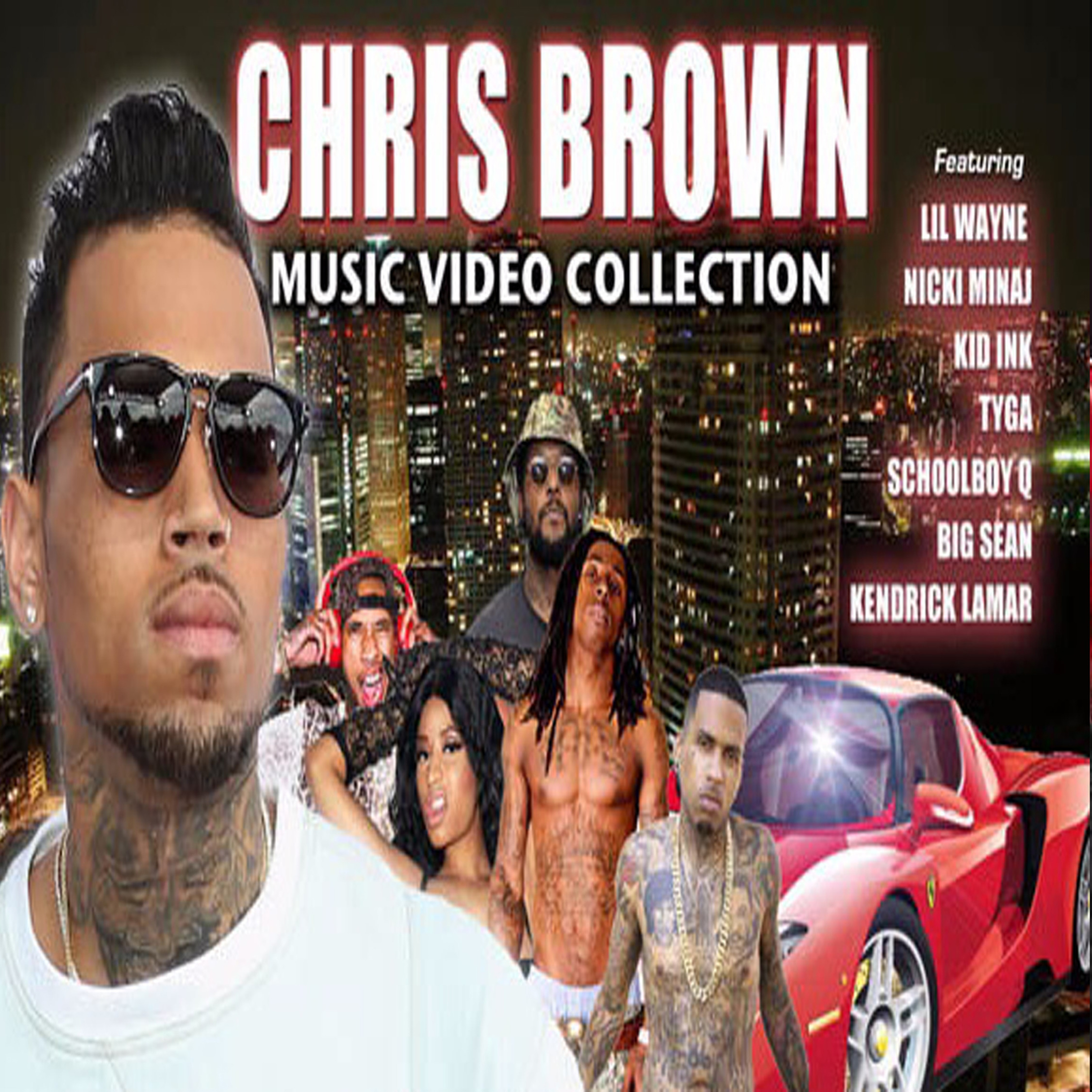 Chris Brown: Music Video Collection MP4