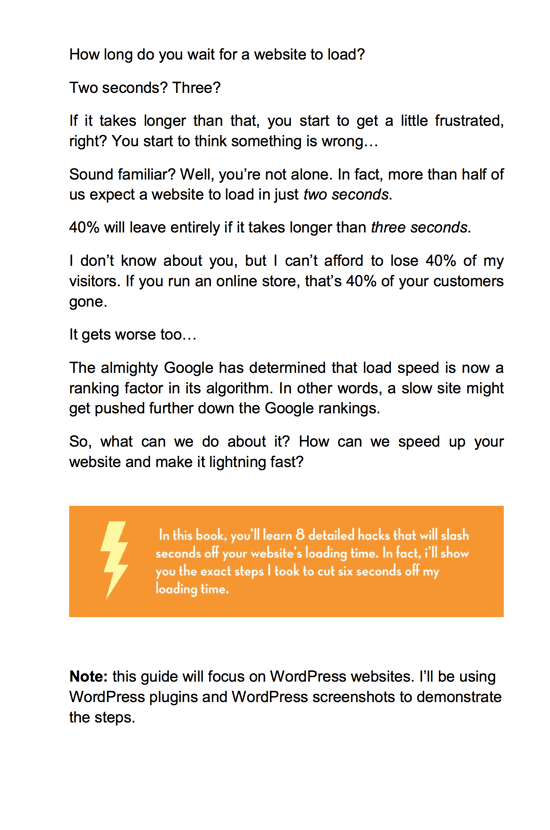 How To Super Charge Your WordPress Speed