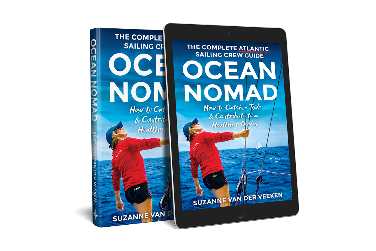 Ocean Nomad E-Book + 60 min. Personal Tips& Advice Virtual Coconut Call