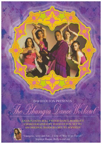 David Olton's Bhangra Dance Workout(Digital Download Only)