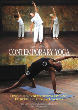 David Olton's Contemporary Yoga(Digital Download Only)