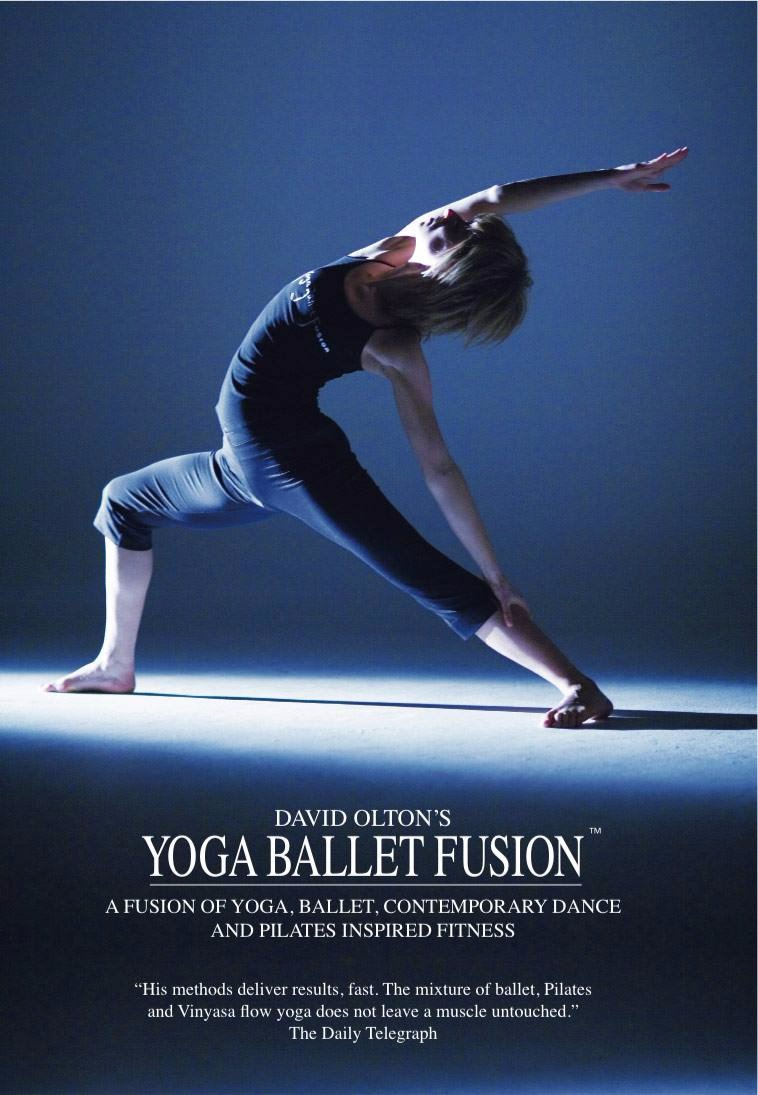 David Olton's Yoga Ballet Fusion(Digital Download Only)
