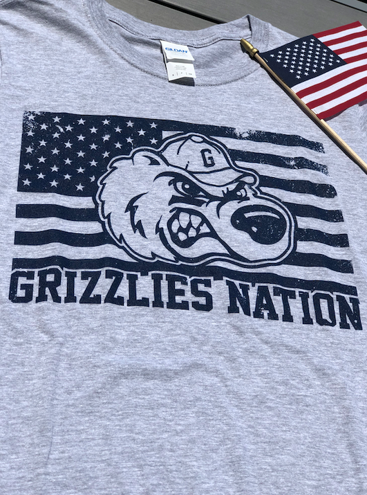 Grizzlies Nation T-Shirt