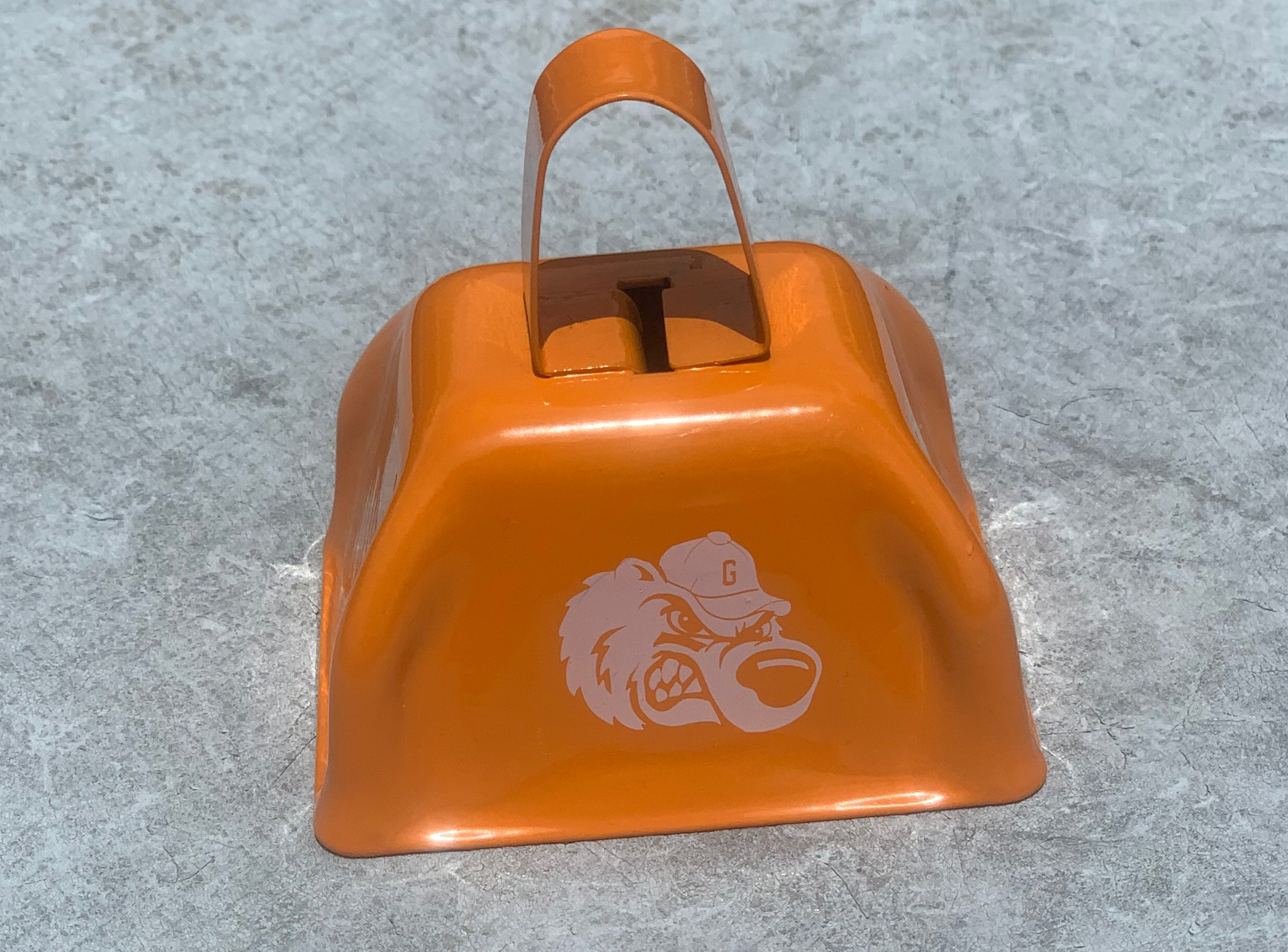 Grizzlies Cowbell
