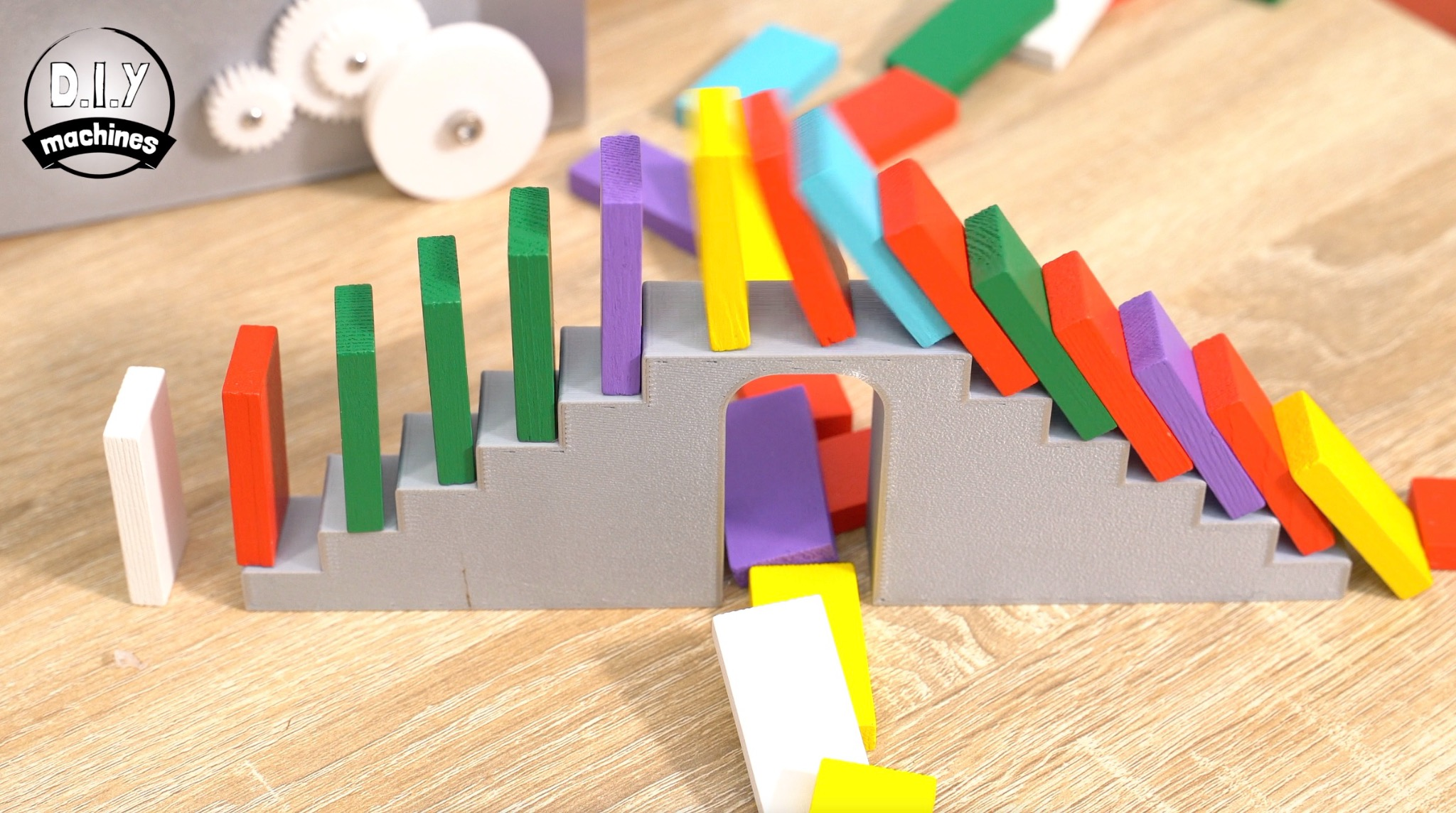 Rapid Domino Reloader and fun accessories to print